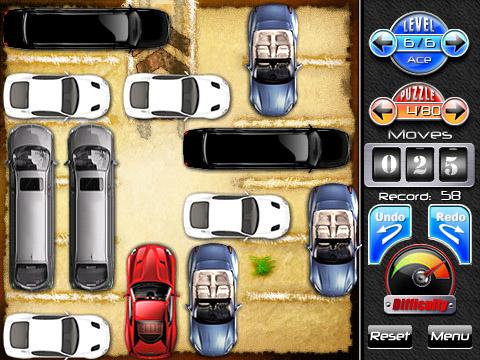 لعبة بلاك بيري traffic pack