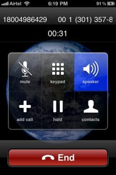 Adore Calling Card Dialer