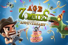 Age of Zombies Anniversary for iPhone/iPad