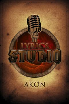 Akon Lyrics Studio