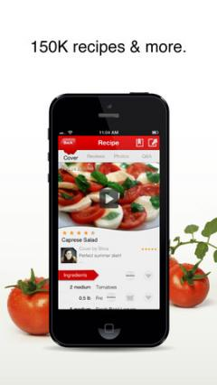 Allthecooks for iPhone/iPad