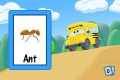 Alphabet Car Lite