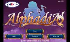 Alphadia for Android