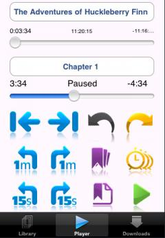 Ambling BookPlayer Lite (iPhone)