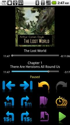 Ambling BookPlayer Personal (Android)