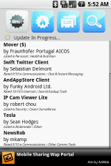 AndAppStore Client
