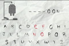 Android Hangman