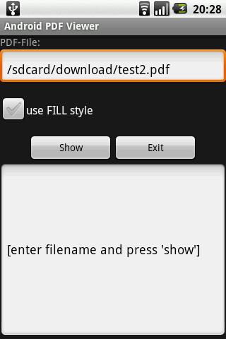 скачать приложение для Pdf файлов на андроид скачать - фото 5