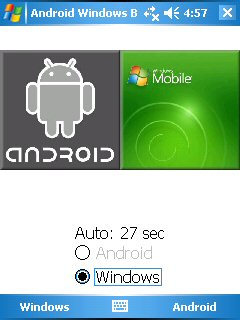 Free Android Windows Boot Apps Download for Pocket PC
