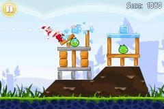 Angry Birds Free (iPhone)