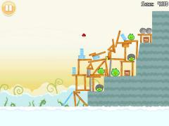Angry Birds HD Free (iPad)