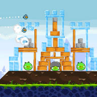 Angry Birds - Level Pack 2 (Maemo)