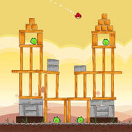 Angry Birds - Level Pack 4 (Maemo)