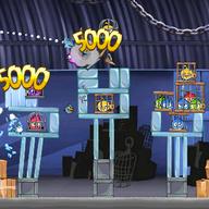 Angry Birds Rio Free (Symbian^3)