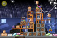 Angry Birds Rio (iPhone)