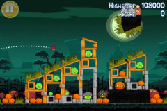 Angry Birds Seasons (BlackBerry)