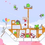 Angry Birds Seasons Free (Symbian^3)