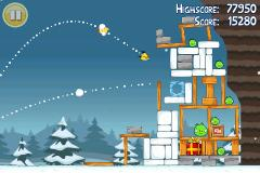 Angry Birds Seasons Free (iPhone)