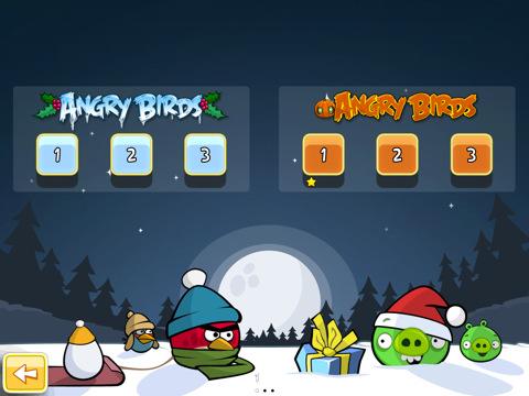 Angry birds seasons hd - фото 5