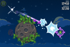 Angry Birds Space (BlackBerry)