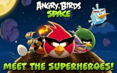 Angry Birds Space HD (Android)