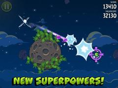 Angry Birds Space HD (iPad)