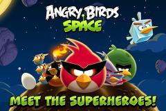 Angry Birds Space (iPhone)