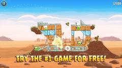 Angry Birds Star Wars Free (iPhone)