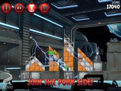 Angry Birds Star Wars II (iPhone/iPad)