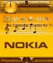 Animated Nokia 2 Theme