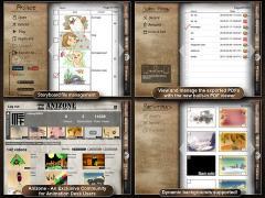 Animation Desk for iPad - Lite Version