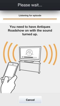 Antiques Roadshow Play-along for iPhone/iPad