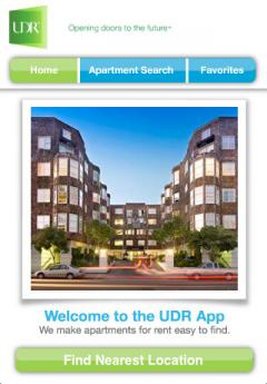 Apartments by UDR, Inc.
