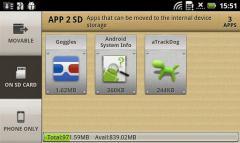 App 2 SD Pro