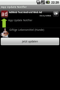 App Update Notifier