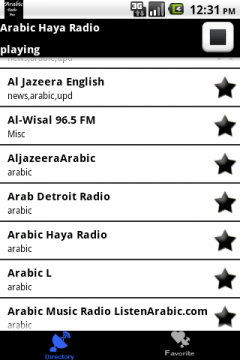 Arabic Radio Pro for Android