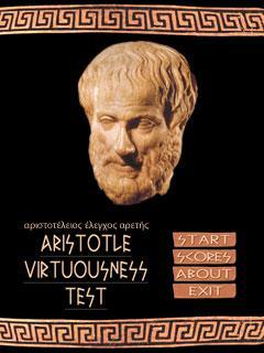 Aristotle Virtuousness Test (BlackBerry)