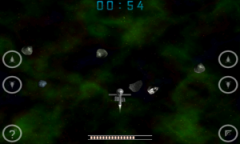 Asteroid Hunter for BlackBerry