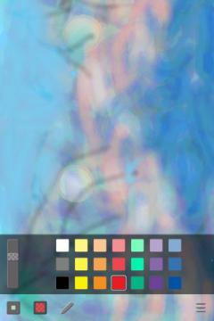 Asymmetry Paint for iPhone/iPad