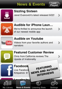 Audible (iPhone/iPad)