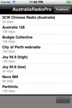 Australia Radio Pro for iPhone/iPad