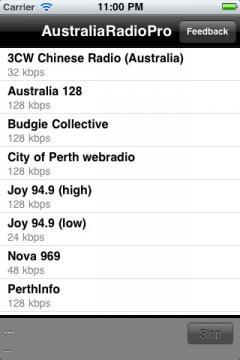 Australia Radio Pro for iPhone/iPad