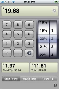 Awesome Tip Calculator Free