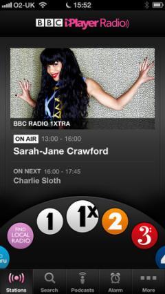 BBC iPlayer Radio for iPhone