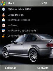 BMW Theme for Pocket PC