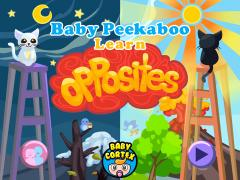 Baby Peekaboo: Learn Opposites