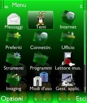 Тема для Nokia 3rd Edition