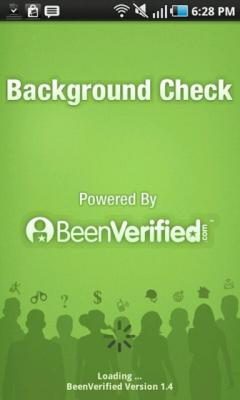 Background Check (Android)