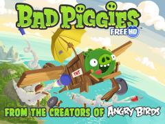 Bad Piggies HD Free (iPad)