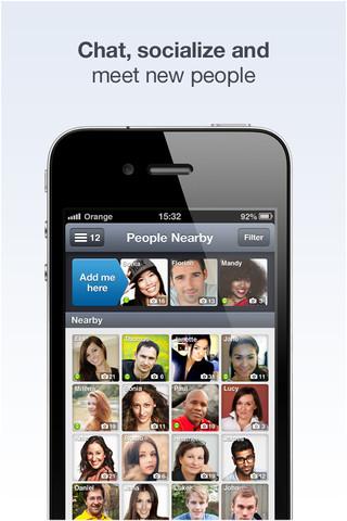 Скачать приложение бесплатно badoo